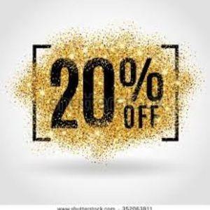 Handbags - 20% off SALE!!